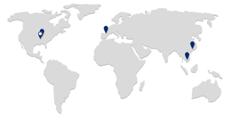 Paul Mueller Map