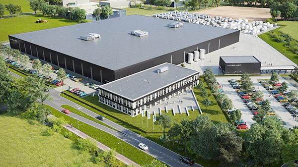 Paul Mueller Company Groenlo Plant