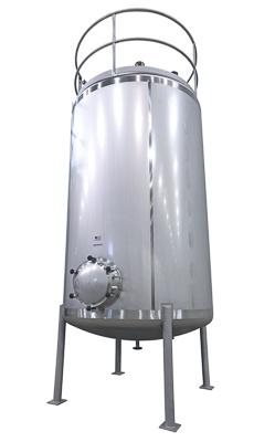 animal care storage vessel