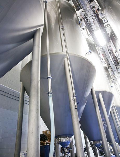 Commercial Brewing Equipment - Beer Fermenters