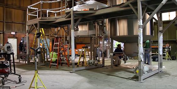 O'Fallon Brewhouse Construction