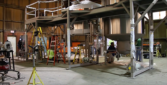 O'Fallon Brewhouse Construction