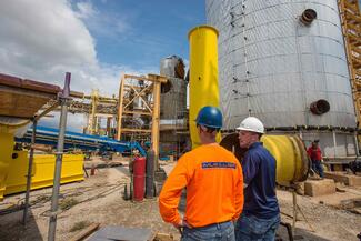 Chemical industry upgrade case study