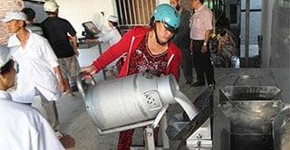 Vietnam Milk Collection Points