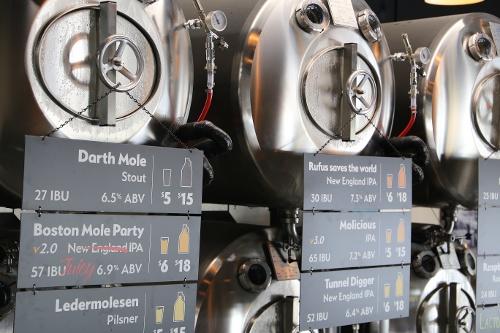 serving-beer-tanks-on-display