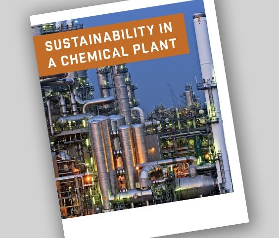 Sustainability in a chemical plant guide