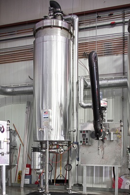 Chemical Reactor Processing Tank