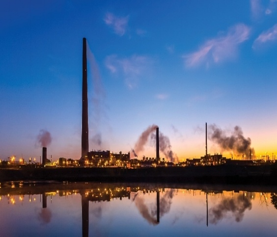 Heat Recovery in a Chemical Plant