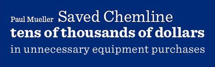 Chemline Callout