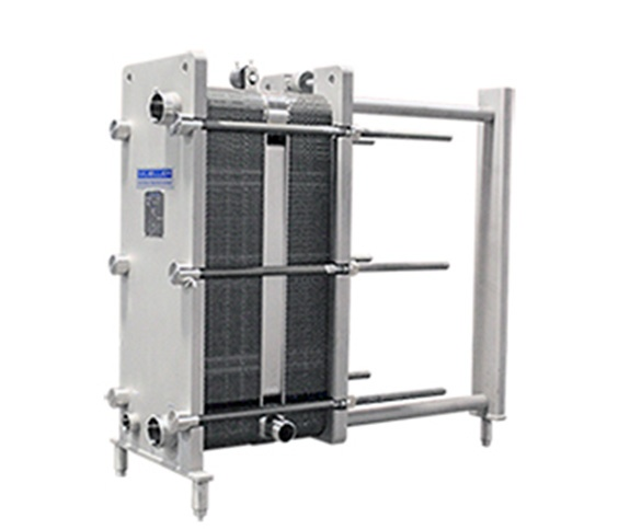 Plate Cooler Farming Equipment