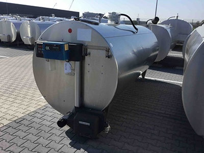 DeLaval HCA-C Milk Cooling Tank