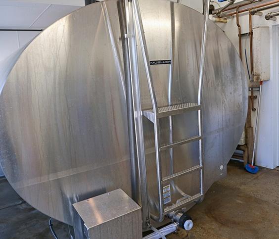 Dairy Processing Agitator