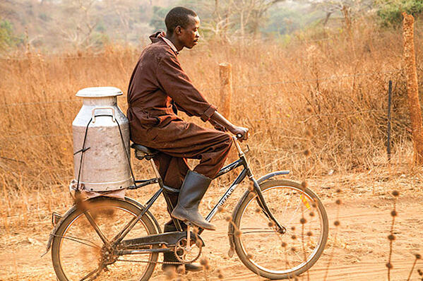 Bicycle progressive dairyman africa story.jpg