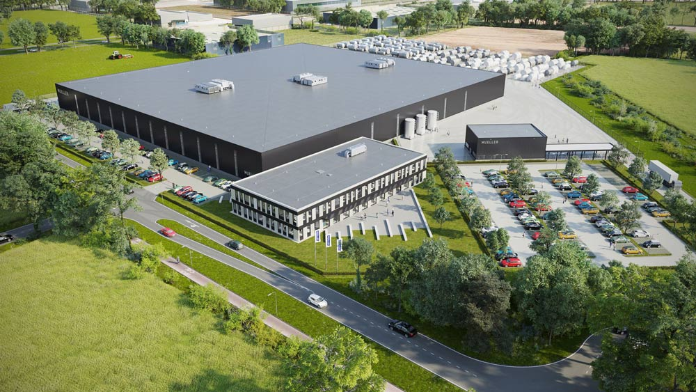 New Facility in Groenlo, The Netherlands