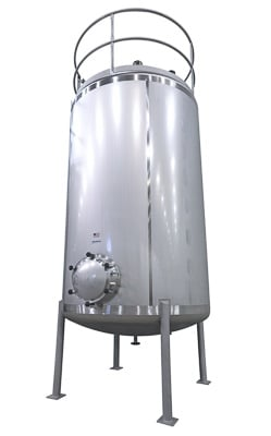 Oil and Gas Storage Tank