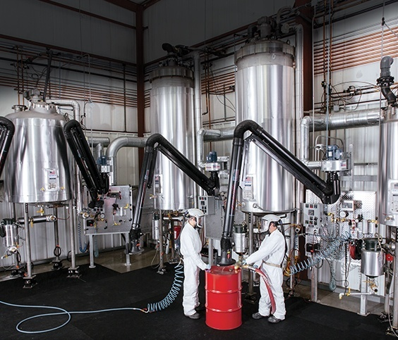 Chemical Chemline Facility