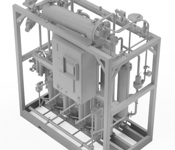 3D Pharmaceutical Equipment Model