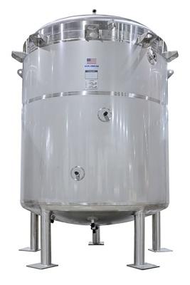 Animal Food Storage Tank