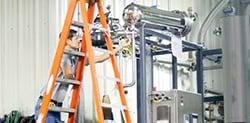 Clean Steam Condensing Unit