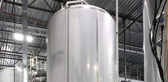 Consumer Beverage Storage Tanks