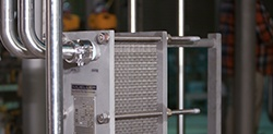 Sanitary Plate Heat Exchanger