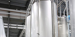 Brewing Water Storage Tank