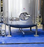 Custom Bright Beer Tank