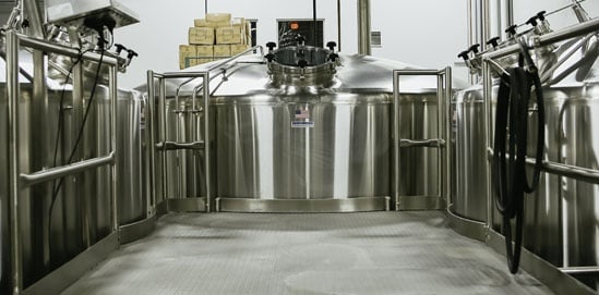 Custom Brewhouse