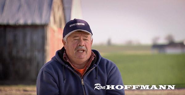Ron Hoffman, Hoffman Dairy Farm