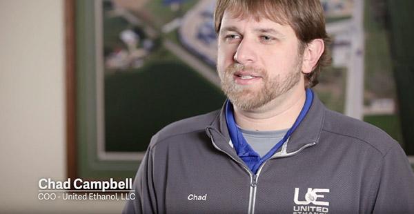 Chad Campbell, United Ethanol, LLC