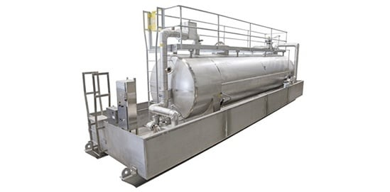 Hot Chemical Modular Skid