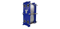 Chemical Processing Plate Heat Exchanger