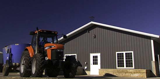 Industrial Farm Milk Cooling Solution
