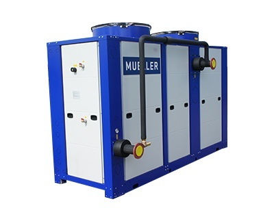 Packaged Chiller - Eco292