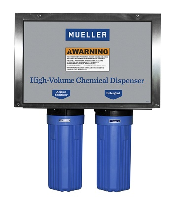 High-Volume Water Works Box