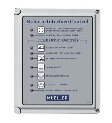 Robotic Interface Control