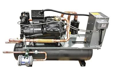 Air Cooled Refrigeration Unit