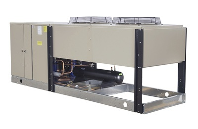 Self-Contained, Air-Cooled Refrigeration Unit
