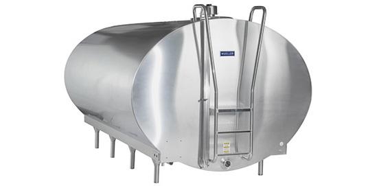 Model O Milk Cooler