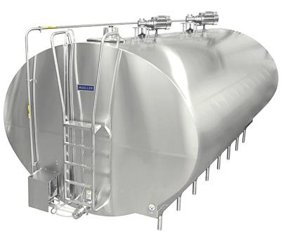 Model OH Milk Cooler