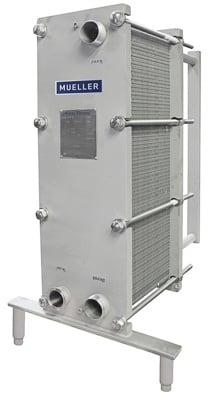 AT-10 DFM Plate Cooler