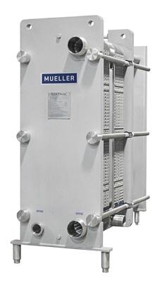 AT-20 DFM Plate Cooler