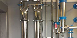 Dairy Farm Pipe Cooler