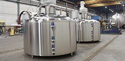 Custom Dairy Processors