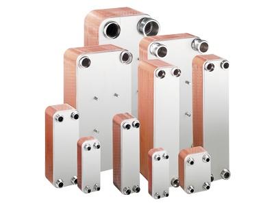 Brazed Plate Heat Exchangers - HVAC   Paul Mueller Company