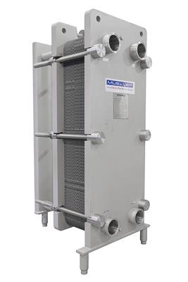 Sanitary Plate Heat Exchanger