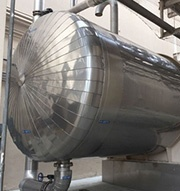 Horizontal Tank Fabrication
