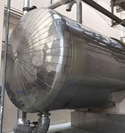 Fabrication de réservoirs horizontaux