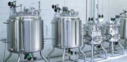 Pharmaseutical Portable Tanks