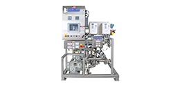 Pharmaceutical Water-for-Injection WFI Distribution Skid